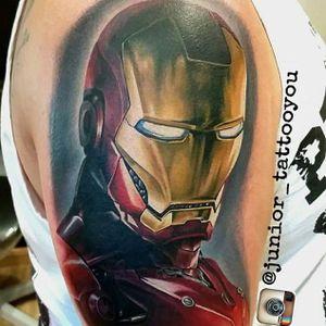 #homemdeferro #ironman #comics #nerd #JuniorInked #realismo #ElectricInk #brasil #portugues