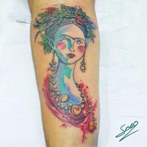 #Snoo #aquarela #watercolor #coloridas #ilustrador #designer #talentoNacional