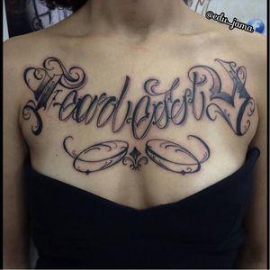 """Fearlessly"" #letrasexclusivas #freehand #lettering #caligrafia #EduJama #brasil #brazil #portugues #portuguese"