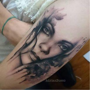 #AdrianBueno #realismo #realismopretoecinza #pretoecinza #blackandgrey #talentonacional #brasil #brazil #portugues #portuguese