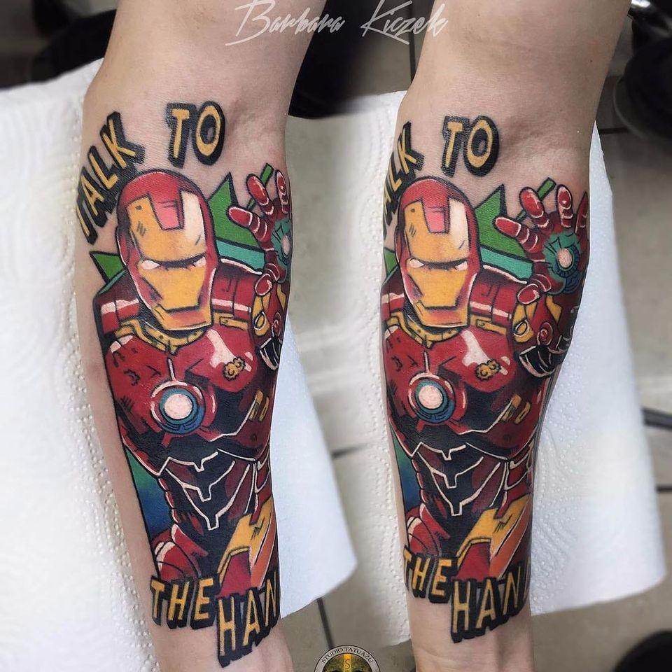 Homem de Ferro #BarbaraKiczek #gringa #colorido #colorful #grafico #graphic #comics #homemdeferro #ironman #marvel #hq #nerd #geek #movie #filme #tonystark