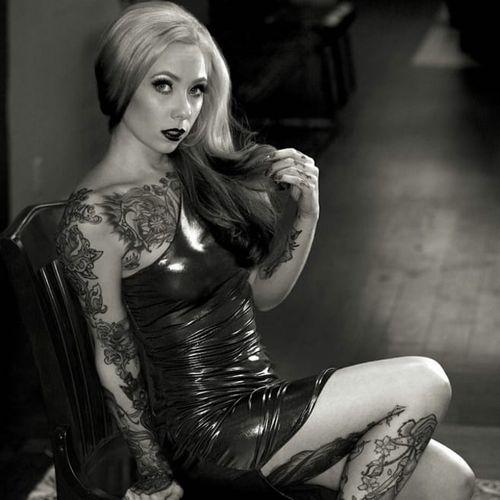 Megan Massacre #tattoodo #competition #meganmassacrecontest #meganmassacre
