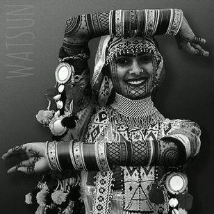 One of the best pieces from Watsun Atkinsun's Illuminated Transformation series (IG—watsunatkinsun). #blackwork #fineart #illustrations #IlluminatedTrasformations #multimedia #ornamental #WatsunAtkinsun
