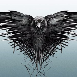 Game Of Thrones three eyed raven looks so badass. #gameofthrones #ThreeEyedRaven