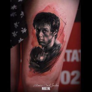 #ThomasCarliJarlier #RockyBalboa #SylvesterStallone #boxe #filme #movie #lutador #fighter