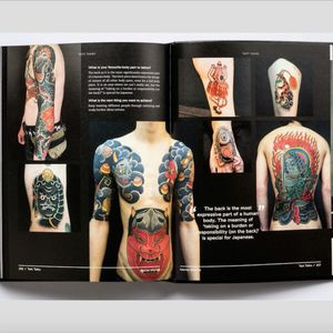 An example of some of the interviews from INK: The Art of Tattoo. #flashdesigns #INKTheArtofTattoo #interviews #tattoohistory #Victionary