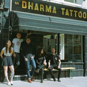 The Dharma Tattoo family #London #DharmaTattoo #tattooartists #artists