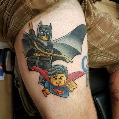 Os heróis em forma de LEGO #JerryPBurchill #LigadaJustiça #JusticeLeague #movie #filme #comic #hq #cartoon #nerd #geek #dc #superman #batman #lego