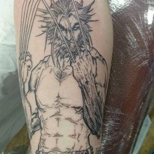 Comic accurate Wolverine. (via IG - tattoo_heroes) #Wolverine #WolverineTattoo #XMen #XMenTattoo