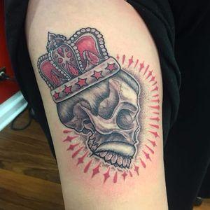 #TammerMinock #FreddieMercury #Queen #homenagem #skull #caveira #crown #coroa