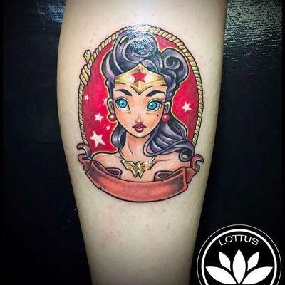 Tattoo por Mario Flores! #MarioFlores #Tatuadoresbrasileiros #tatuadoresdobrasil #tattoobr #tattoodobr #WonderWoman #MulherMaravilha #DC #DCcomics #geek #nerd #girlpower #nerdpride #orgulhonerd