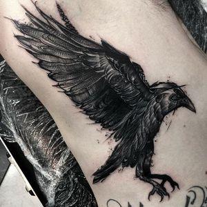 Blackwork Tattoo by Julian Bogdan #Blackwork #BlackworkTattoos #BlackworkTattooing #BlackworkArtists #BlackInk #BlackTattoos #DarkTattoos #Black #JulianBogdan #cr
