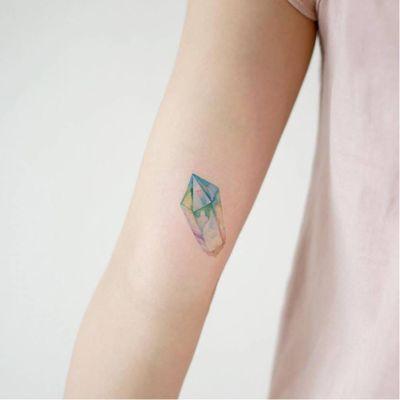 Cristal #Doy #gringo #crystal #cristal #pedra #stone #joia #jewelry #colorida #colorful