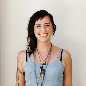 Artist Justine Serebrin, owner of Earth Altar Studio (via IG-earthaltarstudio) #artist #tattooartist #spiritual #ceremony #readings #JustineSerebrin #EarthAltarStudio