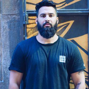 Adrian #TattooStreetStyle #StreetStyle