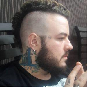 Filipe Lopes #inkedboy #homenstatuados #brasil #brazil #boytatuado