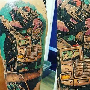 #GaryChapman #Transformers #transformerstattoo #optimusprime #bumblebee #autobots #decepticons #megatron