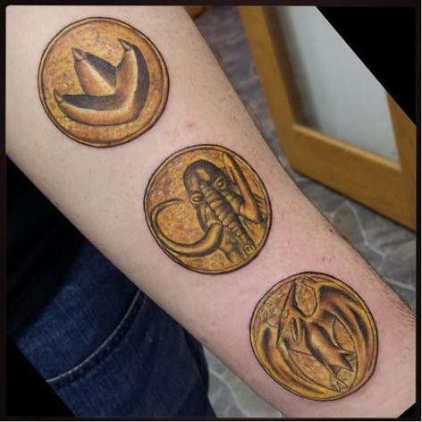 #AnnaBNana #PowerRangers #nostalgia #nostalgic #nerd #geek #simbols #simbolos