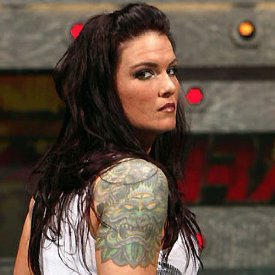 Lita. #WWE #WWESuperstars #Wrestling #Lita #AmyDumas