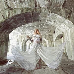 Beautiful shot by @kjerzykphoto #MeganMassacre #tattooartist #tattoomodel #nyink #realitytv #megandreamtattoo #meganmassacrecontest #meganmassacretattoo #dress #whitedress