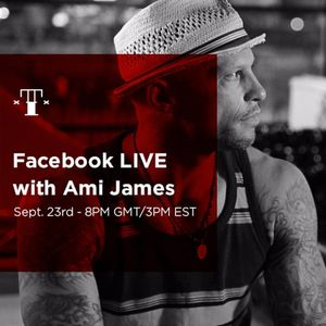 Going LIVE on @tattoodo's Facebook page today at 8pm GMT/3pm EST! It's gonna be fun so make sure to tune in! #amijames #tattoodo #lovehatelondon