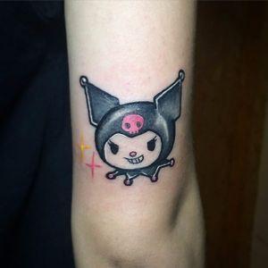 Sanrio tattoo, artist unknown. #sanrio #adorable #kawaii #cute