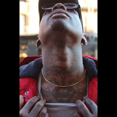 Deshaun Jordan (photo by Alex Wikoff) #tattooedandtakinittothestreets #meaningfultattoo #nyc #people #stories
