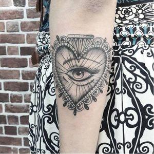 #coração #heart #MantraTattoo #TattooGuest #TattooGuestLive #fineline #mandalas #SaoPaulo #SP #brasil