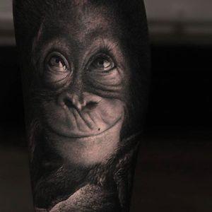 (via IG - thomascarlijarlier) #thomascarlijarlier #Realistic #Realism #Portrait #Blackandgrey