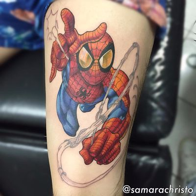Homem-Aranha #SamaraChristo #GuerraInfinita #InfinityWar #Avengers #Vingadores #Marvel #comic #nerd #geek #cartoon #hq #movie #filme #homemaranha #spiderman #peterparker #colorido #colorful
