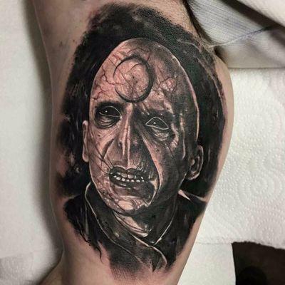 Voldemort do capiroto #AnrijsStraume #Voldemort #HarryPotter #JKRowling #book #livro #personagem #character #badguy #vilao #freak #dark #sonserina