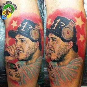 #DuduArtes #musica #music #tatuadoresdobrasil #chorão #charliebrownjr