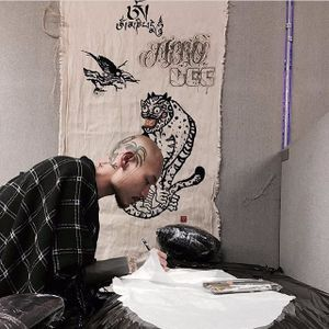 Apro Lee #korean #koreanclouds #koreanart #koreanartist #traditionalkorean #asian #AproLee #artist #tattooartist #tattooist