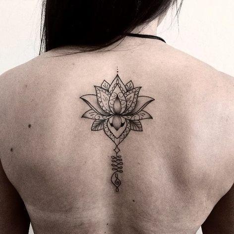 #GabiVitorino #brasil #brazil #brazilianartist #TatuadorasDoBrasil #blackwork #ornamental #unalome #pontilhismo #dotwork #flor #flower