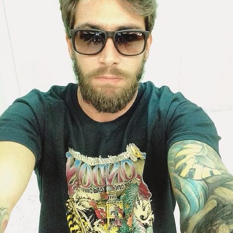 #TassioBacelar #Tatuador #boytatuado #homemtatuado #musico #tatuadoresdobrasil