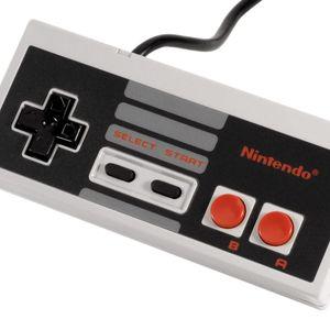 The simple yet functional OG NES controller. #gamertaotoo #logo #nerdtattoo #Nintendo #NintendoSwitch