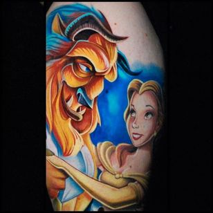 Ben Ochoa captures the magic of Disney's Beauty and the Beast (IG—ben_ochoa). #BeautyandtheBeast #BenOchoa #Disney