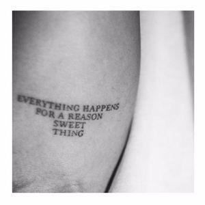 Ali Morrison's Drake tattoo. #drake #music #rapper #celebrity #fan