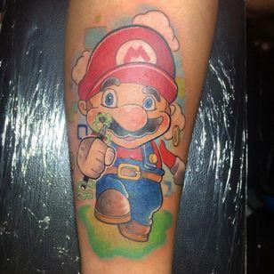 Mario vaping by JH Cruz (GI—jh_dela_cruz). #illusrative #JHCruz #Mario #vape