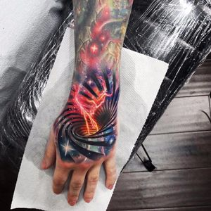#AndresAcosta #tatuadorgringo #realismo #realism #coloridas #colorful #galaxia #galaxy #universo #universe #estrelas #stars