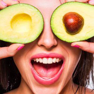 Avocado Eyez #avocado #guacamole #sliced
