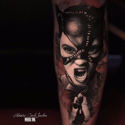 O que dizer desse realismo? #ThomasCarliJarlier #GothamCitySirens #SereiasDeGotham #Catwoman #mulhergato #dc #comic #cartoon #movie #filme #heroes #villains #badgirls #girlpower #SelinaKyle #realismo #realism #gato #cat #blackcat #gatopreto
