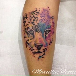 #tigre #tiger #MarcellusDias #teologo #aquarela #watercolor #brasil #portugues