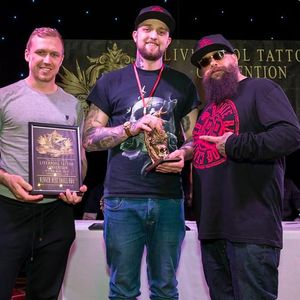 2016 event photography by Steve Mannion Photography, photo from the Liverpool Tattoo Convention Facebook page #liverpool #liverpooltattooconvention #photography
