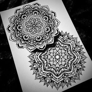 Beautiful mandala designs #ishineve #mandala #drawing #detail #floral #flower
