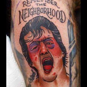 #SteveFawley #RockyBalboa #SylvesterStallone #boxe #filme #movie #lutador #fighter #oldschool