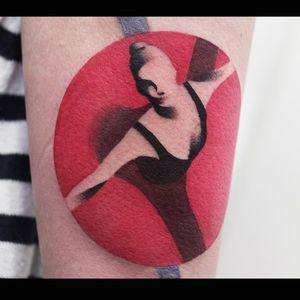 #AleksyMarcinow #gringo #psicodelico #psychedelic #colorido #colorful #woman #mulher #dance #dança #balé #ballet #bailarina #dancer