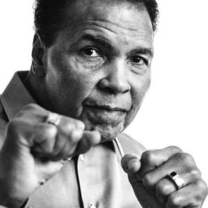Muhammad Ali photographed by Bryan Adams. #BryanAdams #photography #MuhammadAli