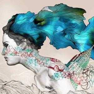 Gabriel Moreno Illustration. #GabrielMoreno #illustrator #artist #fineart #Spanish #gradient #tattooart #tattooedportrait #women