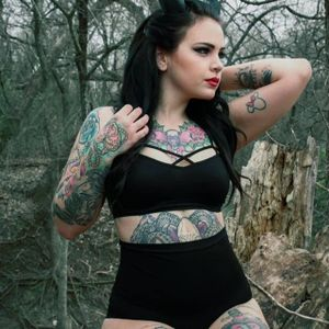 #MonicaZamora #ModelosAlternativas #Mulherestatuadas #TattooedWomans #AlternativeModel #brasil